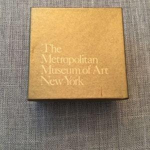 Metropolitan Museum of Art Jewelry - A Work of Art from The Met! Literally!
